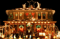 Outdoor Christmas Lighting Projects