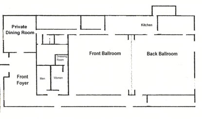 Room Rates Northern Lights Ballroom Amp Banquet Center