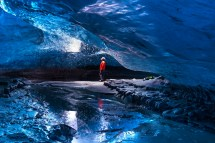 Northern Lights Iceland Ice Caves