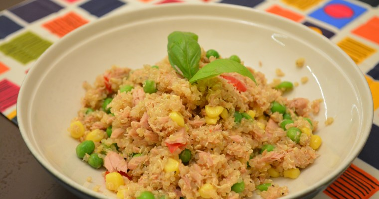 """Quinotto – Quick and Easy Weekday """"Risotto"""""""