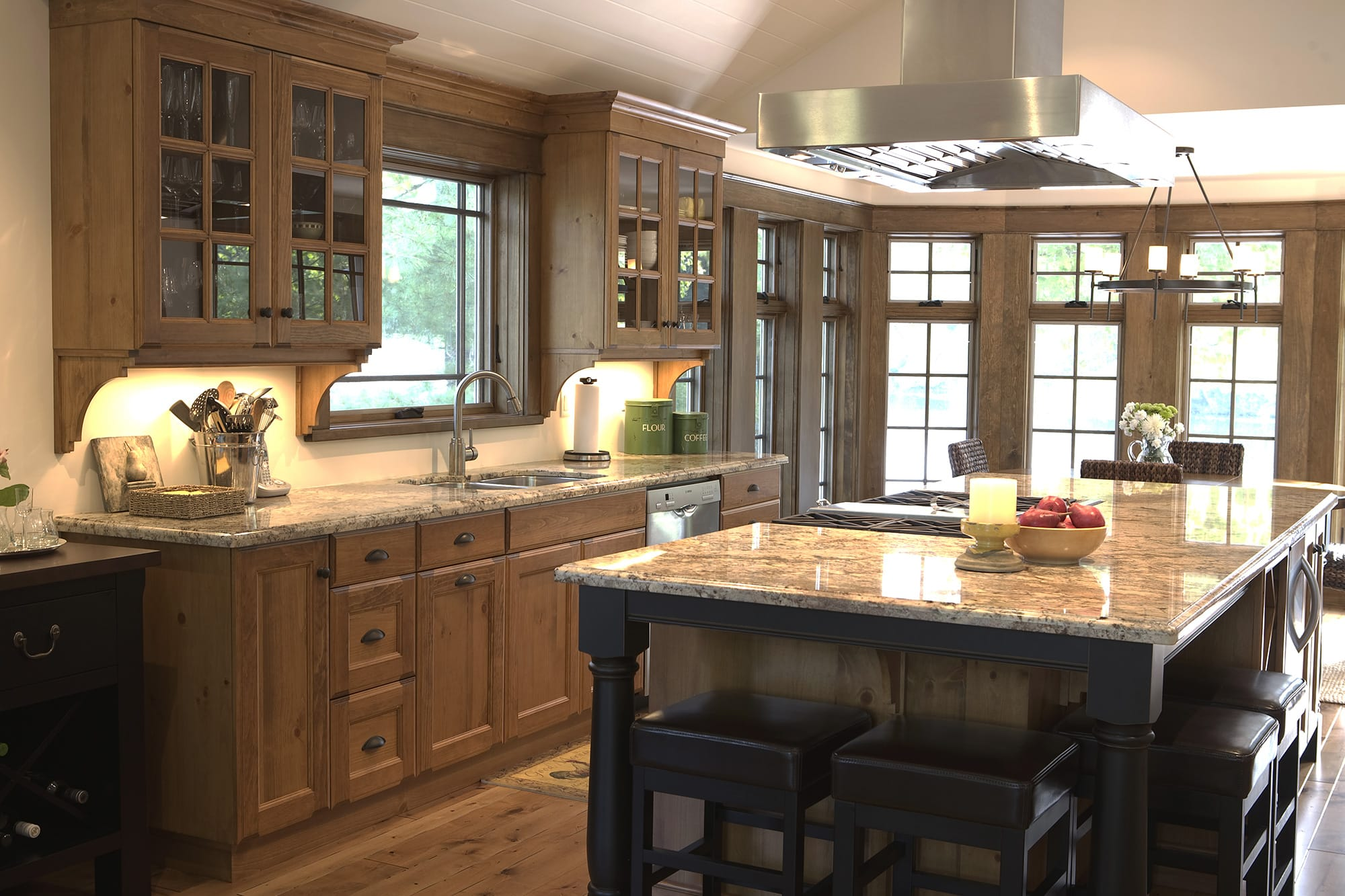 kitchen countertops pictures cow kitchens | northern living and bath ltd.