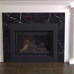 Nero Marquina Marble Fireplace Surround Northern Marble Granitenorthern Marble Granite