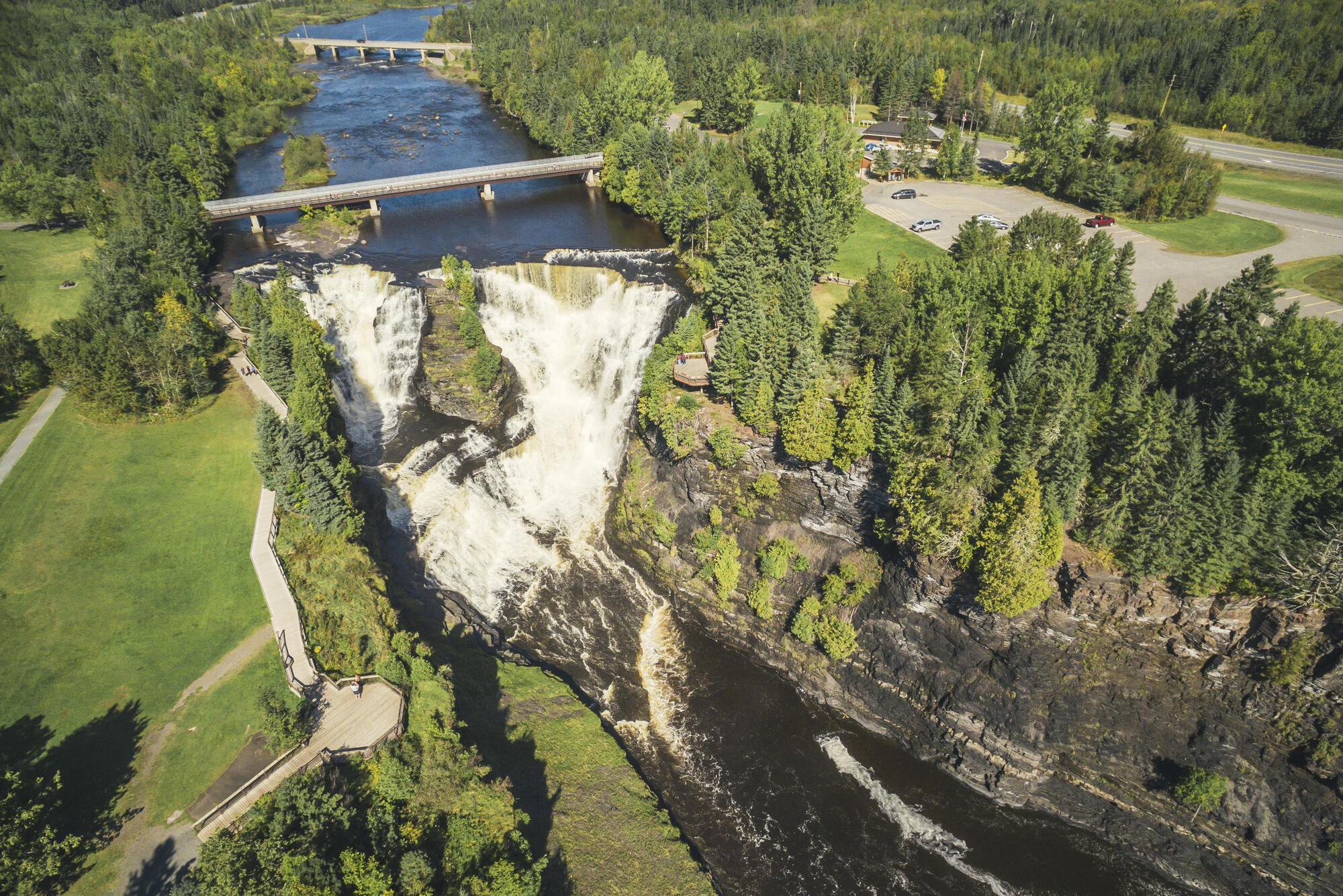 Legends Of Kakabeka Falls And Pie Island Northern
