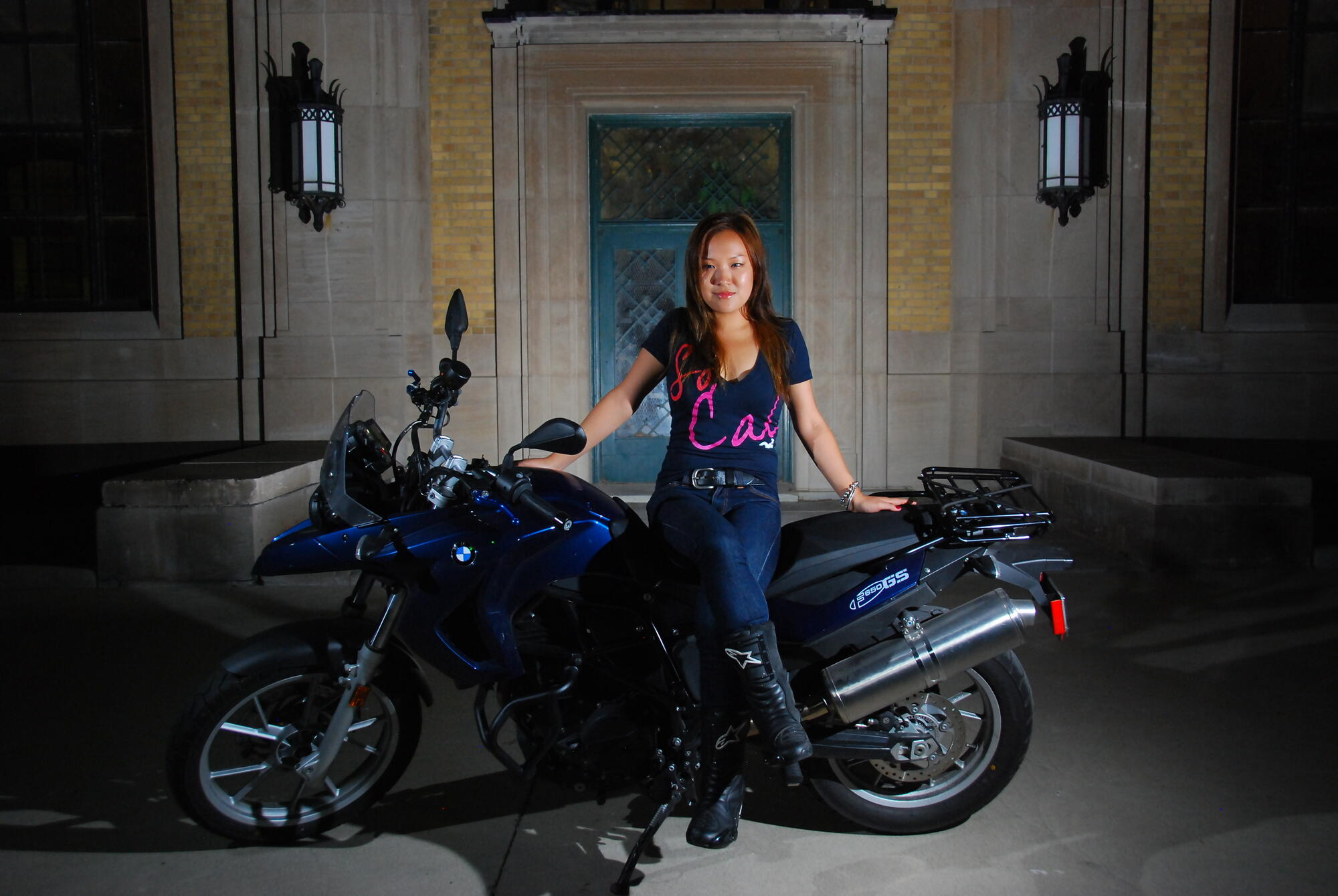 Women in Ontario Motorcycling  Part 3  Northern Ontario