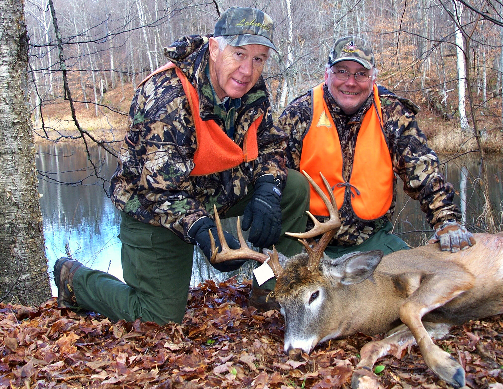Whitetail Deer Hunting Tradition Northern Ontario Travel