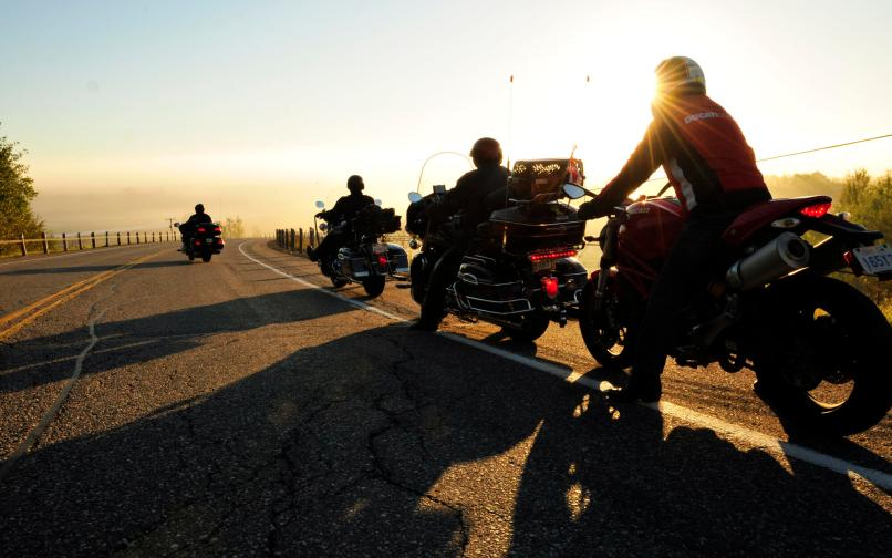 Top 10 Motorcycle Routes In Ontario For