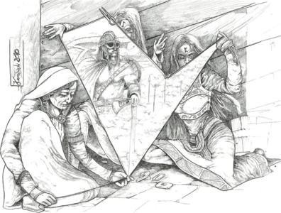 The Nornir: For Skuld
