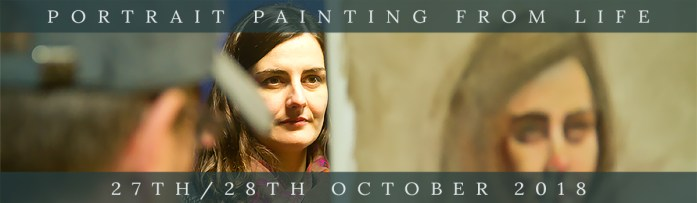 Northern Realist Portrait Painting from Life link to course webpage