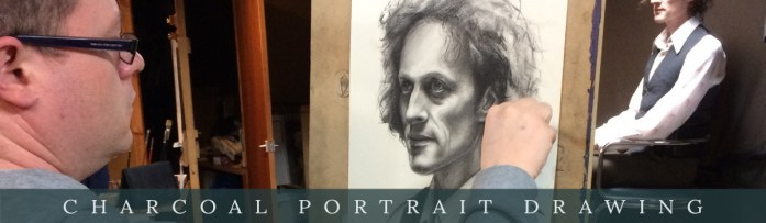 Link to Northern Realist Charcoal Portrait Drawing Workshop webpage
