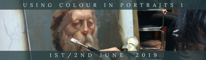 Link to Northern Realist Using Colour in Portraits 1 Workshop webpage