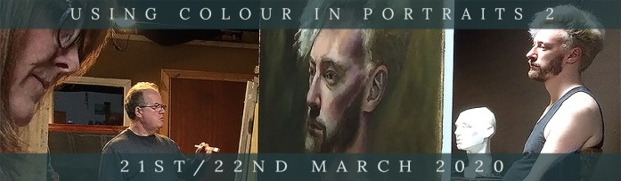 Link to Northern Realist Using Colour in Portraits 1, February 2020 Webpage