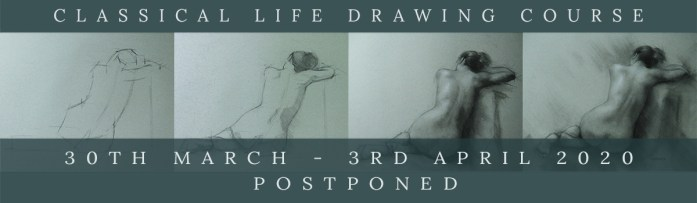 Link to Northern Realist Classical Life Drawing Course webpage