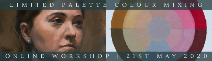 Link to Northern Realist Limited Palette Colour Mixing Online Workshop webpage