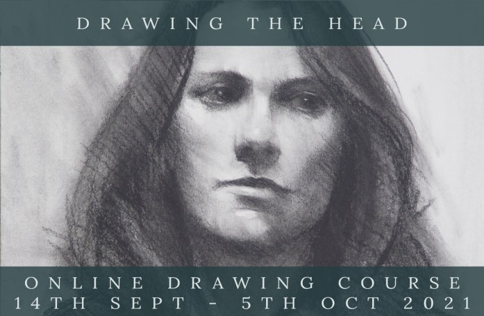 Link to Northern Realist Drawing the Head Course, September 2021 Webpage