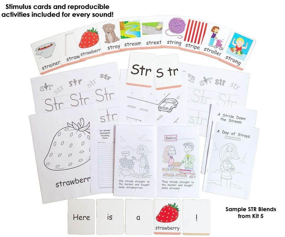 medium resolution of Literacy Speaks! Kit 5   Product Info \u0026 Order Here