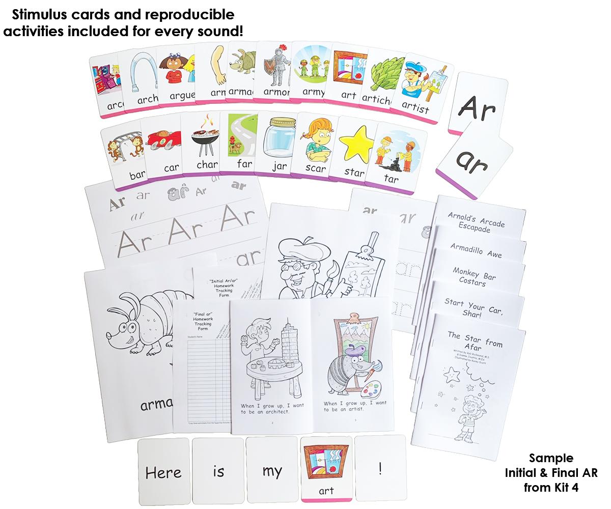 Literacy Speaks Kit 4