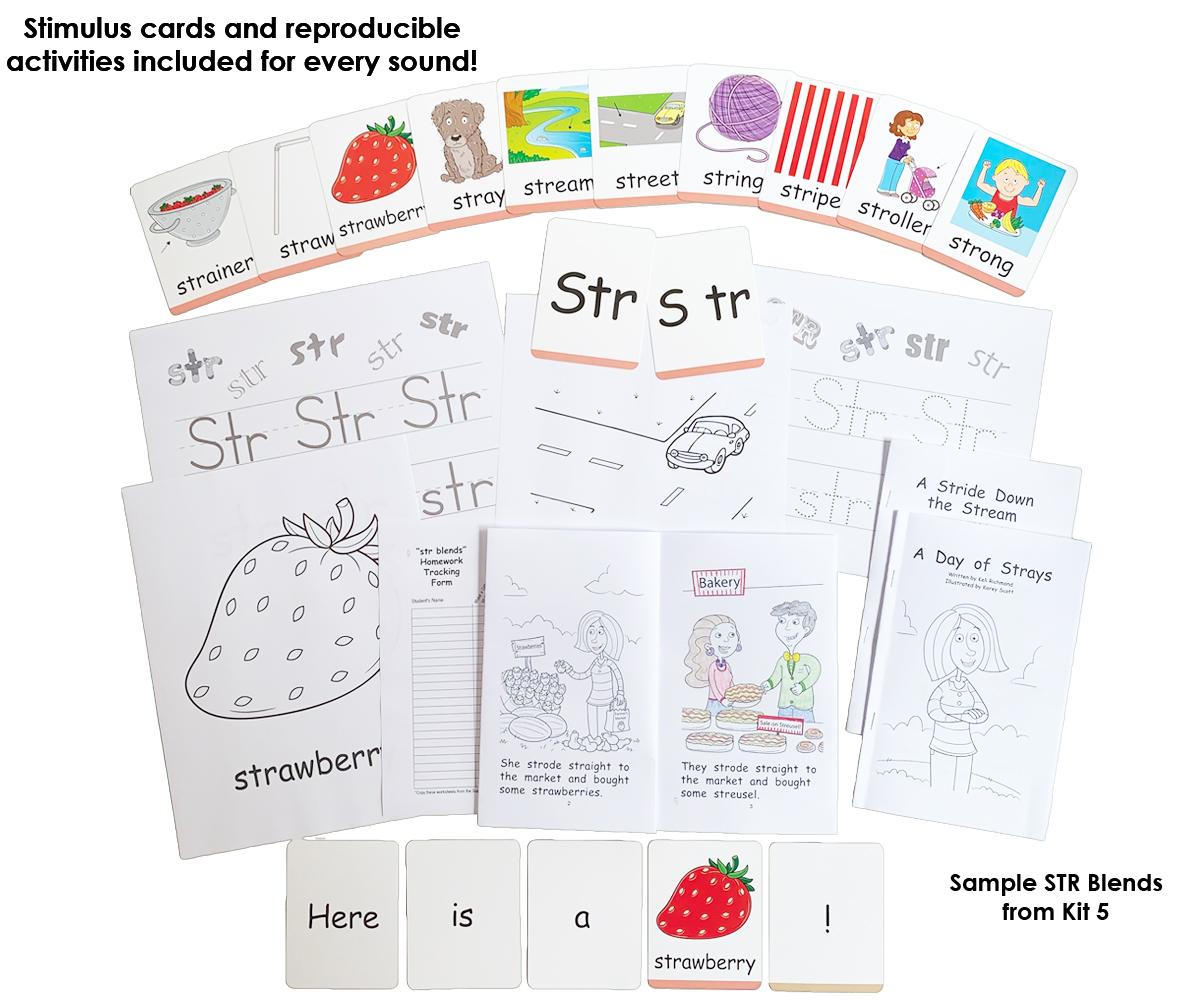 Literacy Speaks Kit 5