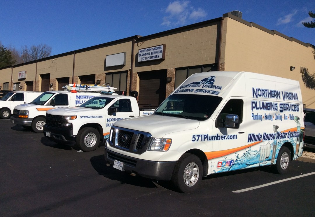 Northern Virginia Plumbing Services 26 3 - Where
