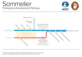 Sommelier Development Pathway