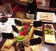 Cheese and Wine Manchester