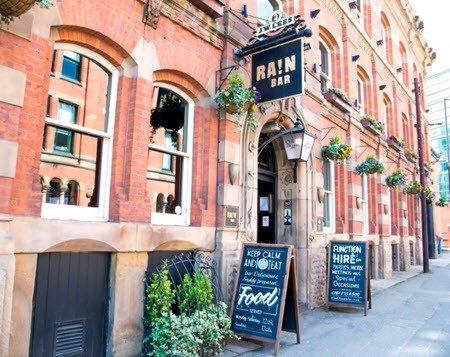 The Rain Bar Manchester