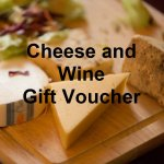 Cheese and Wine Tasting Manchester Gift Voucher