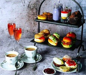 Fizz and Afternoon Tea Manchester