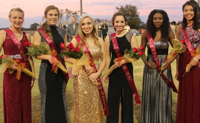 Myrick Named Nhs Homecoming Queen With Photo Gallery