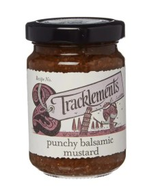 punchy balsamic mustard