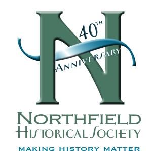 NHS 40th logo