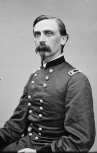 Figure 1: Adelbert Ames wearing the insignia of rank of major general