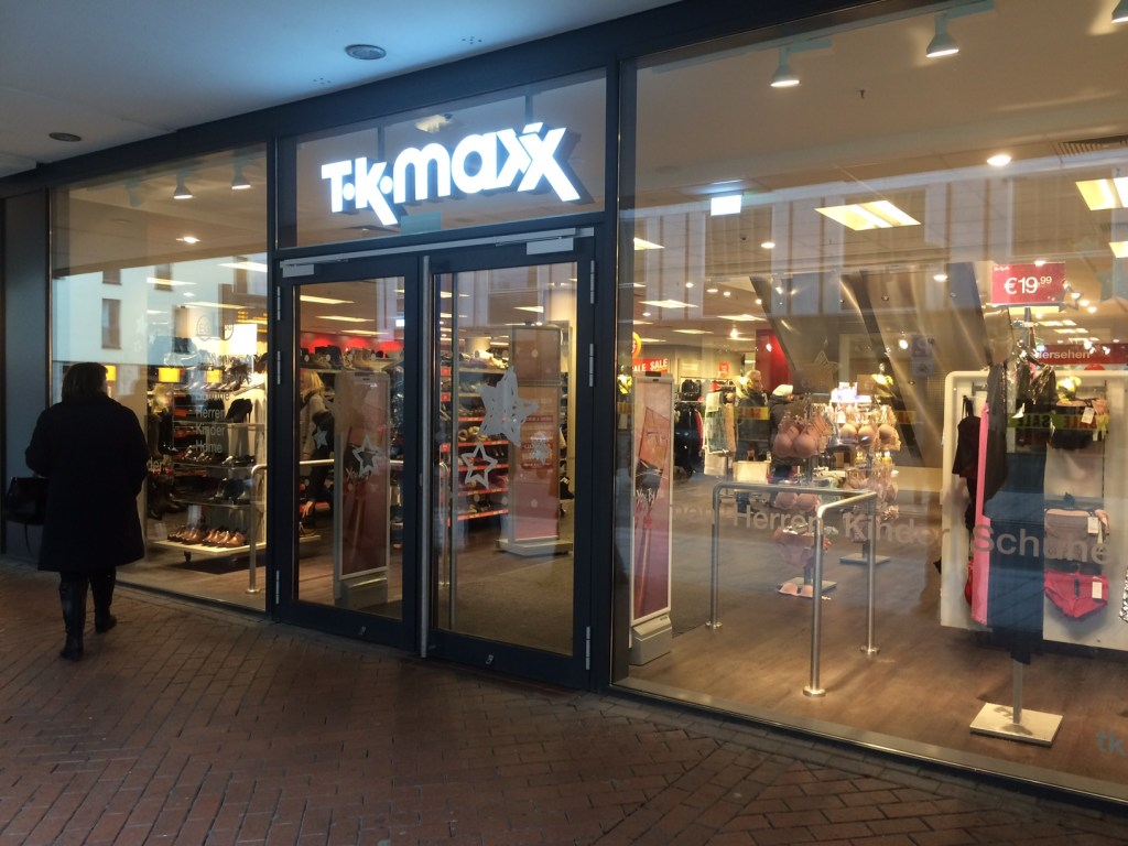 PLOG: TK Maxx Göttingen + aankoopjes