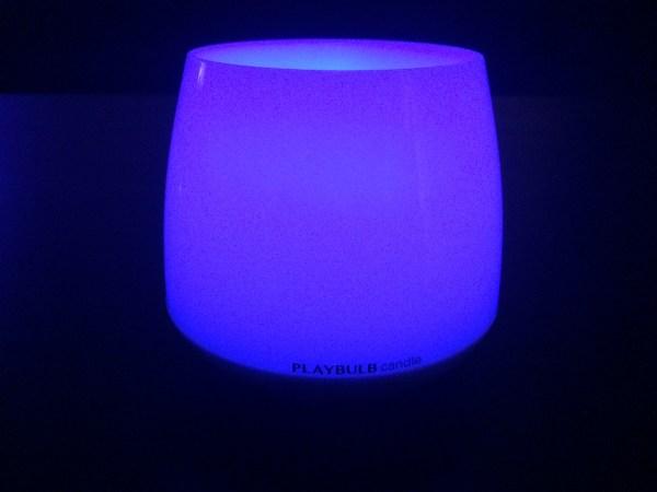 kleur blauw mipow playbulb