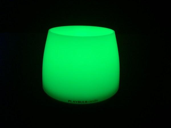 kleur groen mipow kaars playbulb