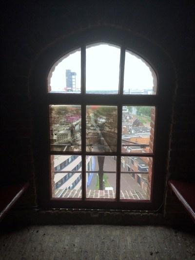 oldehove uitzicht raampje tweede verdieping
