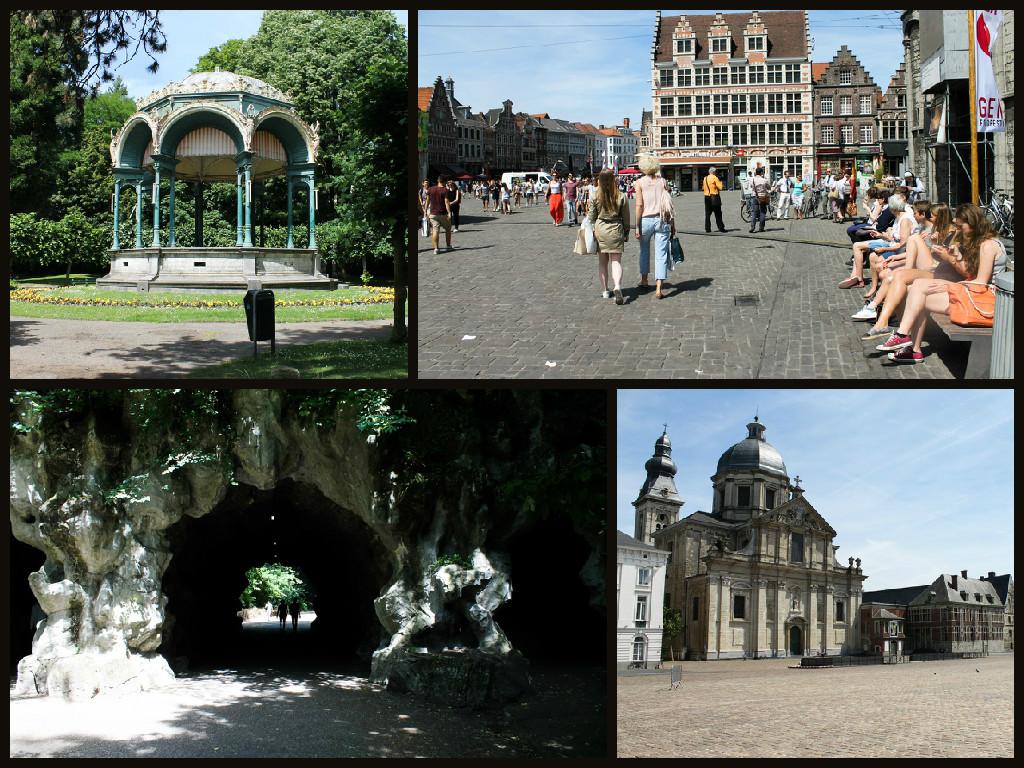Het prachtige Gent door de ogen van Silke