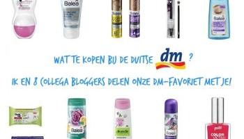 1675e20ae51 Wat te kopen bij de Duitse DM drogist? Ik en 8 collega bloggers delen onze