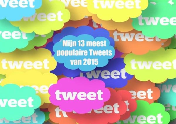 tweet meest populair 2015