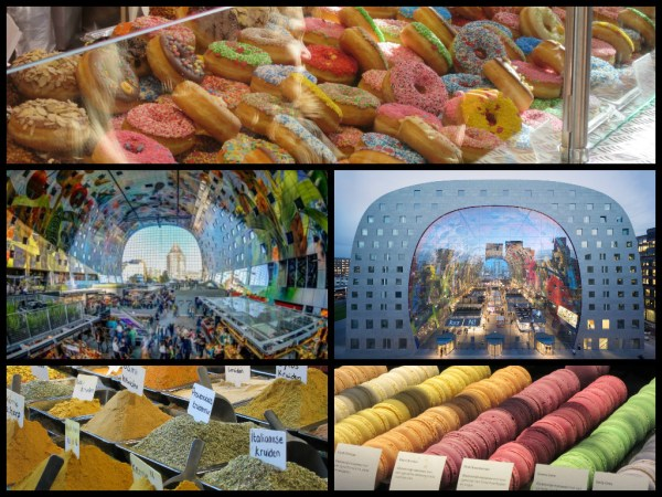 markthal collage