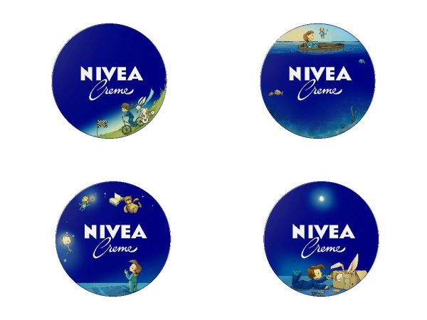 nivea limited edition