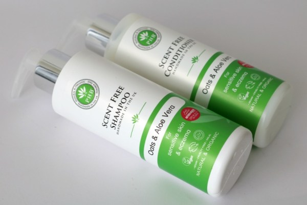 Review PHB Ethical Beauty Oats & Aloe Vera Scent Free Condtioner shampoo