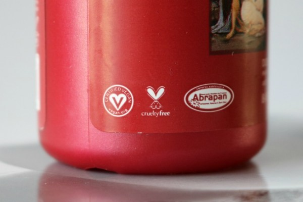 Review Surya Brasil Color Fixation Herstellende shampoo 3