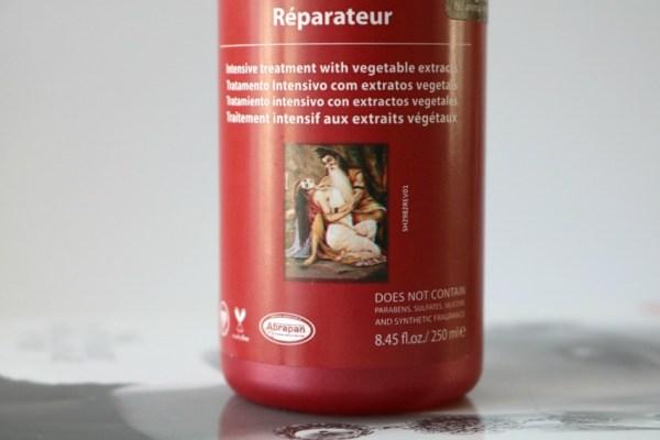 Review Surya Brasil Color Fixation Herstellende shampoo 4