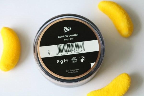 review etos banana powder 7
