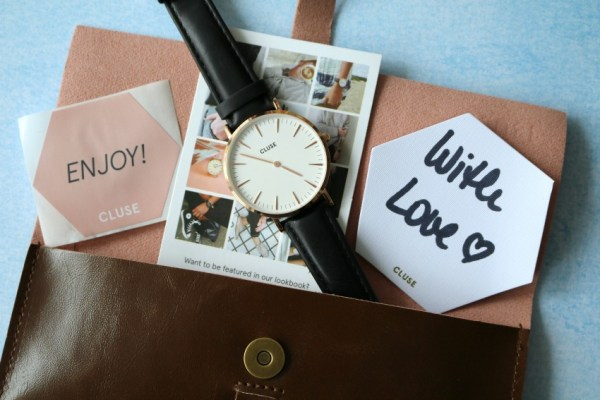 CLUSE La Bohème Rose Gold watch horloge review ervaring 9