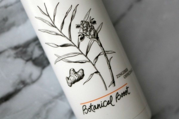 review-ervaring-etos-orange-blossom-ginger-shower-foam-verpakking