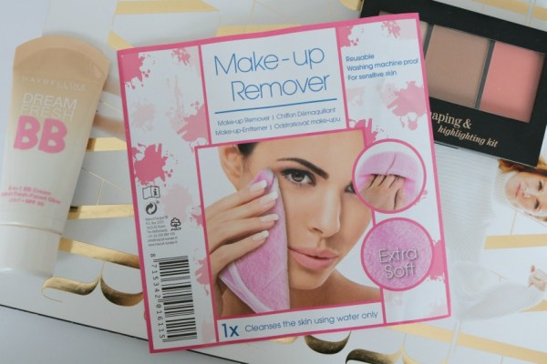 ervaring action make-up eraser remover review test