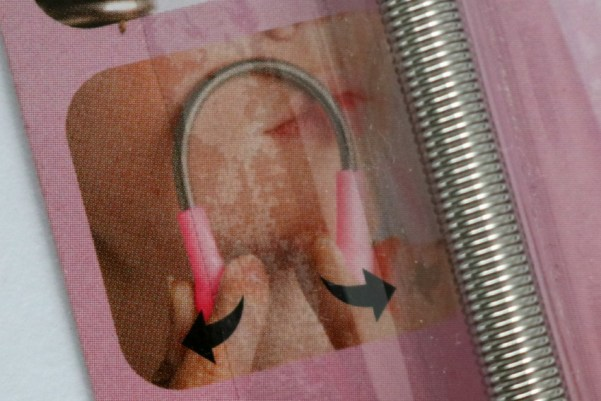 ervaring pileerveer epileren springveer action getest review