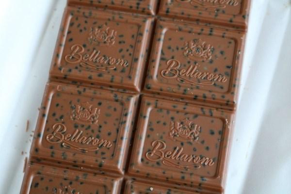 lidl melk drop chocolade bellarom chocolade met drop lidl reep