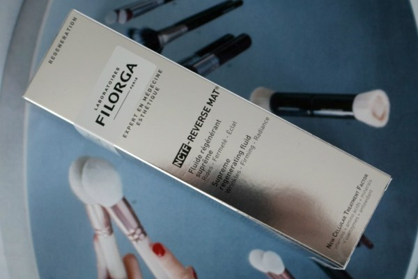 review ervaring filorga NCTF-REVERSE MAT® Supreme regenerating fluid
